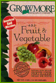 Fruit and Vegetable 4-5-3